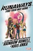 Cover-Bild zu Runaways Vol. 1 von Rowell, Rainbow (Ausw.)