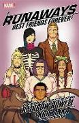 Cover-Bild zu Runaways By Rainbow Rowell Vol. 2: Best Friends Forever von Rowell, Rainbow