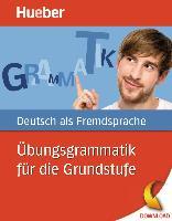 Cover-Bild zu Billina, Anneli: Übungsgrammmatik für die Grundstufe (eBook)