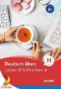 Cover-Bild zu Billina, Anneli: Lesen & Schreiben B1 (eBook)