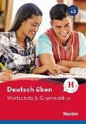 Cover-Bild zu Billina, Anneli: Deutsch üben - Wortschatz & Grammatik A2