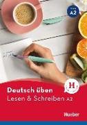 Cover-Bild zu Billina, Anneli: Deutsch üben. Lesen & Schreiben A2