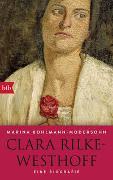 Cover-Bild zu Clara Rilke-Westhoff von Bohlmann-Modersohn, Marina