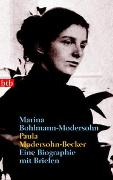 Cover-Bild zu Paula Modersohn-Becker von Bohlmann-Modersohn, Marina