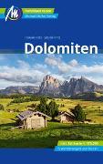 Cover-Bild zu Dolomiten Reiseführer Michael Müller Verlag von Fritz, Sibylle