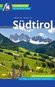 Cover-Bild zu Südtirol Reiseführer Michael Müller Verlag von Fritz, Sibylle