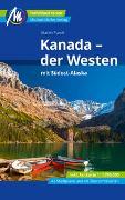 Cover-Bild zu Kanada - der Westen mit Südost-Alaska Reiseführer Michael Müller Verlag von Pundt, Martin