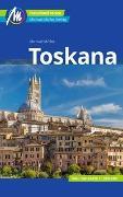 Cover-Bild zu Toskana Reiseführer Michael Müller Verlag von Müller, Michael