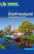 Cover-Bild zu Ostfriesland & Ostfriesische Inseln Reiseführer Michael Müller Verlag von Katz, Dieter