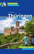 Cover-Bild zu Thüringen Reiseführer Michael Müller Verlag von Schmitt, Heidi