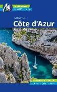 Cover-Bild zu Côte d'Azur Reiseführer Michael Müller Verlag von Nestmeyer, Ralf