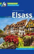 Cover-Bild zu Elsass Reiseführer Michael Müller Verlag von Schwab, Antje