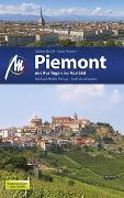 Cover-Bild zu Piemont mit Ausflügen ins Aostatal Reiseführer Michael Müller Verlag von Becht, Sabine