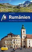 Cover-Bild zu Rumänien Reiseführer Michael Müller Verlag von Stanescu, Diana