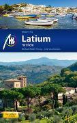 Cover-Bild zu Latium mit Rom Reiseführer Michael Müller Verlag von Fritz, Florian