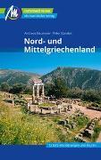 Cover-Bild zu Nord- und Mittelgriechenland Reiseführer Michael Müller Verlag von Neumeier, Andreas