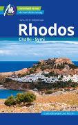 Cover-Bild zu Rhodos Reiseführer Michael Müller Verlag von Siebenhaar, Hans-Peter