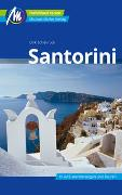 Cover-Bild zu Santorini Reiseführer Michael Müller Verlag von Schönrock, Dirk