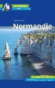 Cover-Bild zu Normandie Reiseführer Michael Müller Verlag von Nestmeyer, Ralf