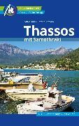 Cover-Bild zu Thassos Reiseführer Michael Müller Verlag (eBook) von Schröder, Thomas