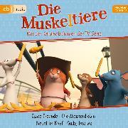 Cover-Bild zu Die Muskeltiere - Hörspiel zur TV-Serie 02 (Audio Download) von Krause, Ute