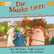 Cover-Bild zu Die Muskeltiere - Hörspiel zur TV-Serie 01 (Audio Download) von Krause, Ute