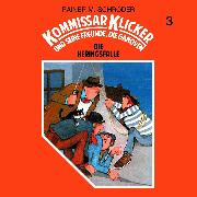 Cover-Bild zu Kommissar Klicker, Folge 3: Die Heringsfalle (Audio Download) von Schröder, Rainer M.