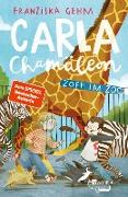 Cover-Bild zu Carla Chamäleon: Zoff im Zoo (eBook) von Gehm, Franziska