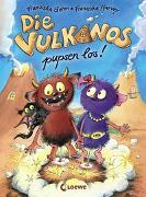 Cover-Bild zu Die Vulkanos pupsen los! (Band 1) von Gehm, Franziska
