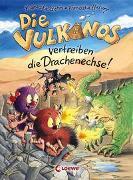 Cover-Bild zu Die Vulkanos vertreiben die Drachenechse! (Band 8) von Gehm, Franziska