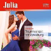 Cover-Bild zu Traumhochzeit mit Verspätung (Julia 2370) (Audio Download) von Graham, Lynne