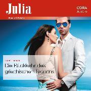Cover-Bild zu Die Rückkehr des griechischen Tycoons (Julia) (Audio Download) von Graham, Lynne