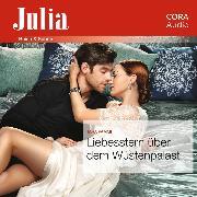 Cover-Bild zu Liebesstern über dem Wüstenpalast (Julia 2318) (Audio Download) von Pammi, Tara