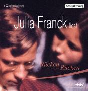 Cover-Bild zu Rücken an Rücken von Franck, Julia