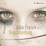 Cover-Bild zu Bauchlandung (Audio Download) von Franck, Julia