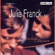 Cover-Bild zu Rücken an Rücken (Audio Download) von Franck, Julia