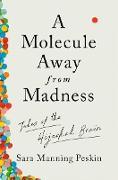 Cover-Bild zu A Molecule Away from Madness: Tales of the Hijacked Brain (eBook) von Peskin, Sara Manning