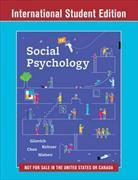 Cover-Bild zu Social Psychology von Gilovich, Tom (Cornell University)