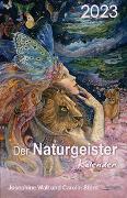 Cover-Bild zu Der Naturgeister-Kalender 2023 von Stern, Carolin