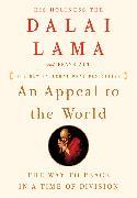 Cover-Bild zu An Appeal to the World von Lama, Dalai