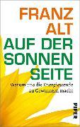 Cover-Bild zu Auf der Sonnenseite (eBook) von Alt, Franz