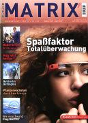 Cover-Bild zu Spassfaktor Totalüberwachung von Alt, Franz (Beitr.)