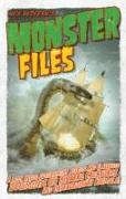 Cover-Bild zu Monster Files von Redfern, Nick (Nick Redfern)