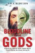 Cover-Bild zu Bloodline of the Gods von Redfern, Nick (Nick Redfern)