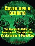 Cover-Bild zu Cover-Ups & Secrets (eBook) von Redfern, Nick