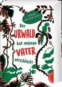 Cover-Bild zu Der Urwald hat meinen Vater verschluckt von van der Geest, Simon