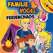 Cover-Bild zu Ferienchaos 4 (Audio Download) von Vogel, Familie