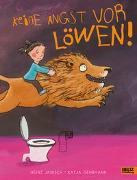 Cover-Bild zu Keine Angst vor Löwen! von Janisch, Heinz