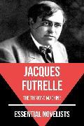 Cover-Bild zu Essential Novelists - Jacques Futrelle (eBook) von Futrelle, Jacques