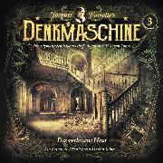 Cover-Bild zu Die Denkmaschine, Folge 3: Das verlassene Haus (Audio Download) von Futrelle, Jacques